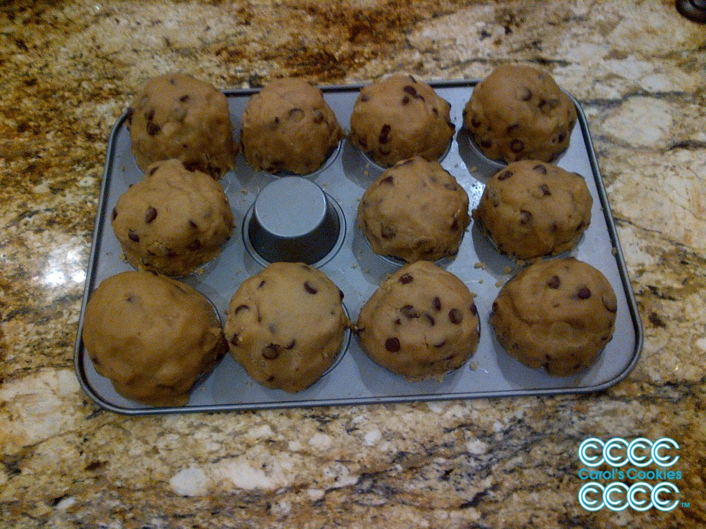 how to make cookies choclate chip
