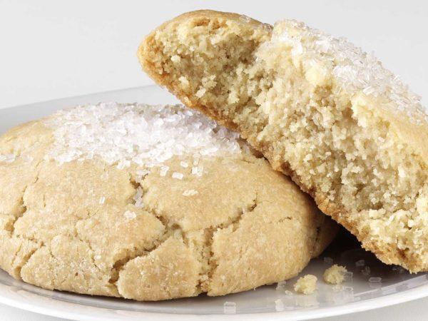 dairy free sugar cookie