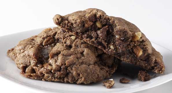 Toffee Fudge Brownie