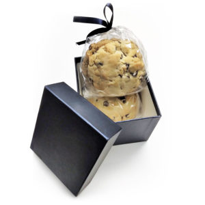 four cookie gift box